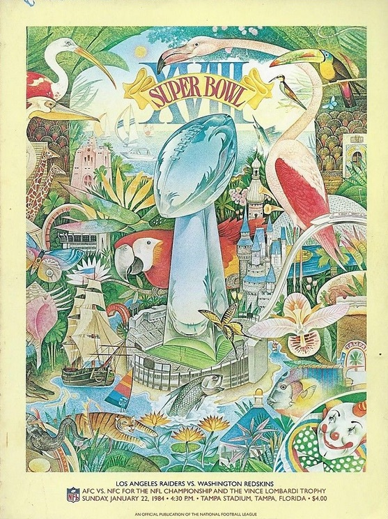 Ultimate Super Bowl Programs Collecting Guide 20