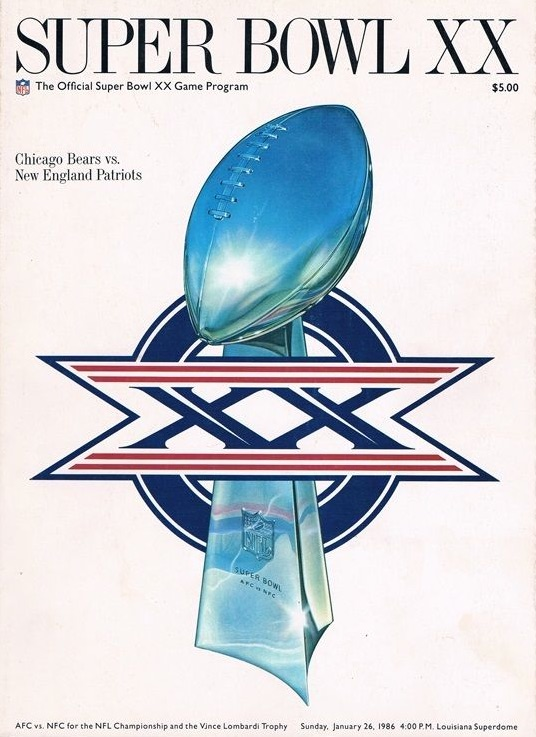 Ultimate Super Bowl Programs Collecting Guide 22