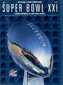 Ultimate Guide to Collecting Super Bowl Programs 41