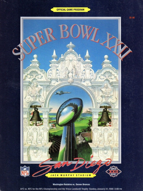 Ultimate Super Bowl Programs Collecting Guide 24