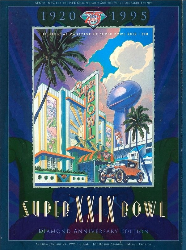 Ultimate Super Bowl Programs Collecting Guide 31