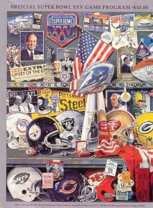 Ultimate Guide to Collecting Super Bowl Programs 45