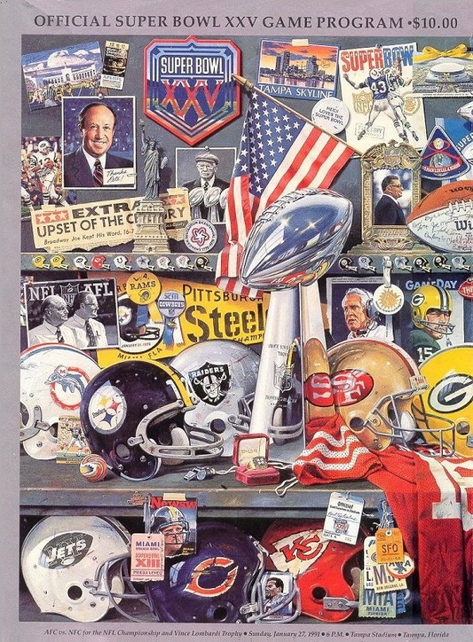 Ultimate Super Bowl Programs Collecting Guide 27