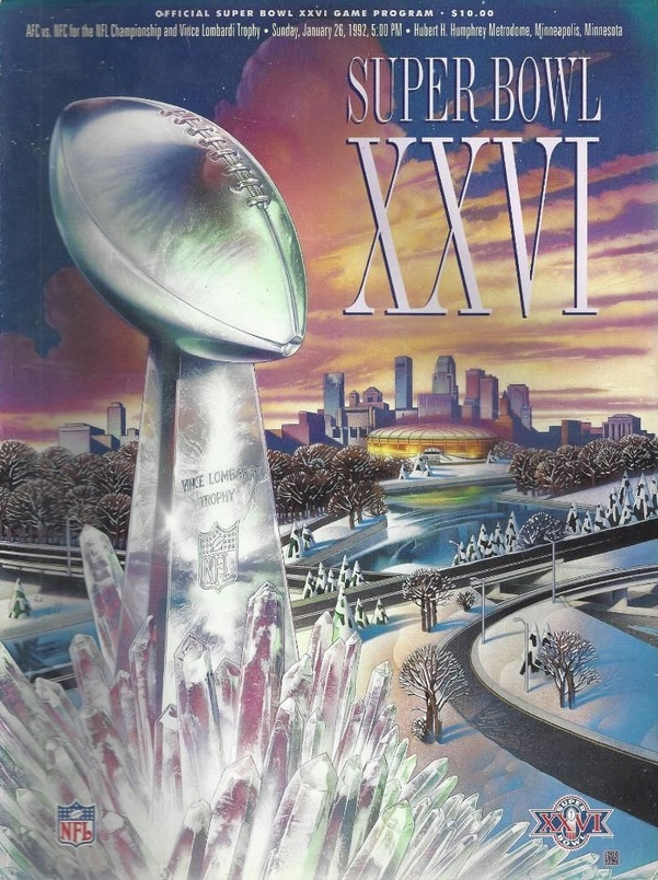 Ultimate Super Bowl Programs Collecting Guide 28