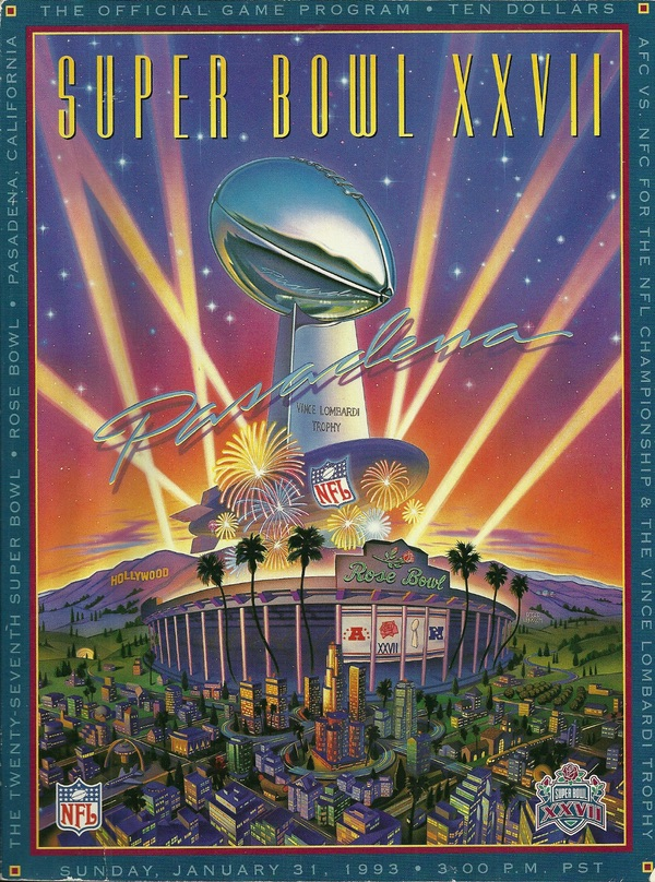 Ultimate Super Bowl Programs Collecting Guide 29