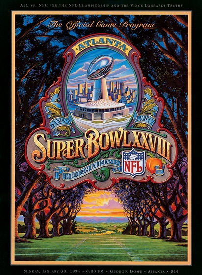 Ultimate Super Bowl Programs Collecting Guide 30
