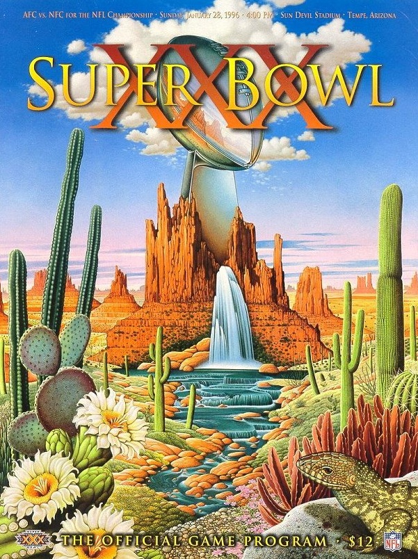 Ultimate Super Bowl Programs Collecting Guide 32