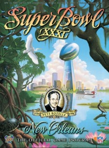 Ultimate Guide to Collecting Super Bowl Programs 51