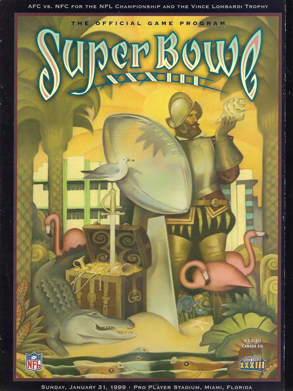 Ultimate Super Bowl Programs Collecting Guide 35