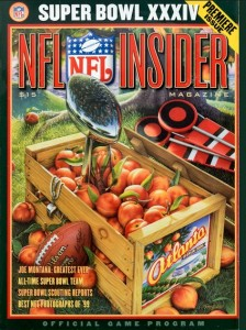 Ultimate Guide to Collecting Super Bowl Programs 54