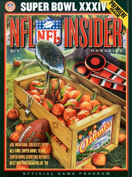 Ultimate Super Bowl Programs Collecting Guide 36