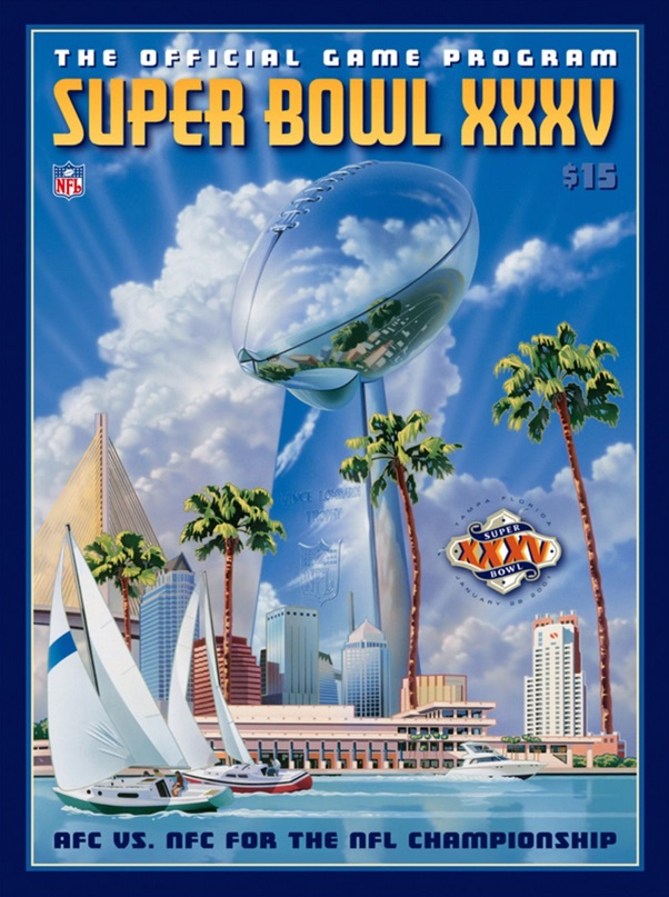 Ultimate Super Bowl Programs Collecting Guide 37