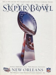 Ultimate Guide to Collecting Super Bowl Programs 56
