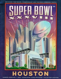 Ultimate Guide to Collecting Super Bowl Programs 58