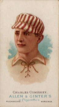 1887 N28 Allen & Ginter Baseball Cards 24