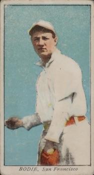 1909-11 1909 T212 Obak Baseball Bodie