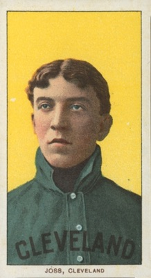 1909-11 T206 White Borders Baseball Addie Ross