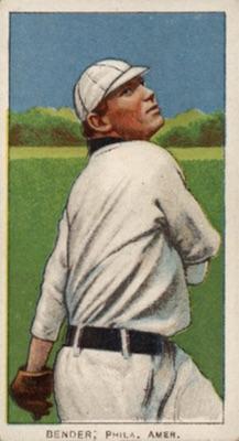 1909-11 T206 Baseball Cards 27