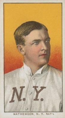 1909-11 T206 Baseball Cards 13