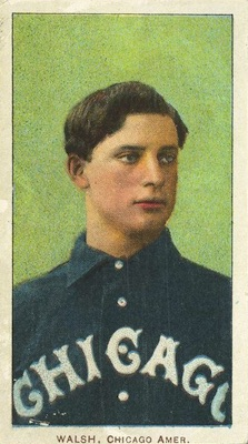 1909-11 T206 White Borders Baseball Ed Walsh
