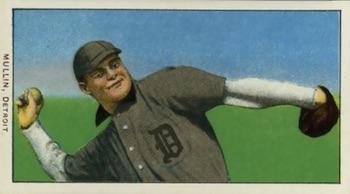1909-11 T206 Baseball Cards 2