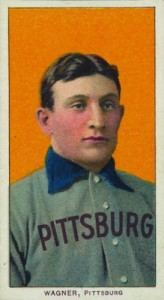 1909-11 T206 White Borders Baseball Honus Wagner
