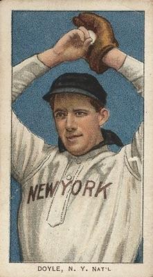 1909-11 T206 Baseball Cards 6