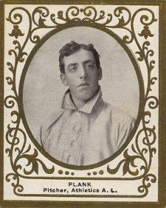 1909 T204 Ramly Baseball Cards 25