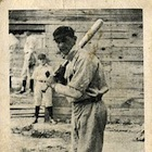 1910 T209 Contentnea Photo Series Baseball Cards