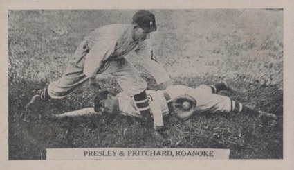 1910 T209 Contentnea Photo Series Baseball Cards 4