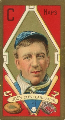 1911 T205 Gold Border Baseball Addie Joss