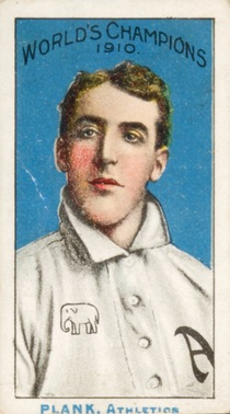 1911 T208 Fireside Baseball Cards 1