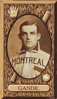 1912 C46 Imperial Tobacco Baseball Cards 26