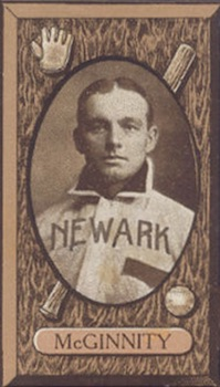 1912 C46 Imperial Tobacco Baseball Cards 21