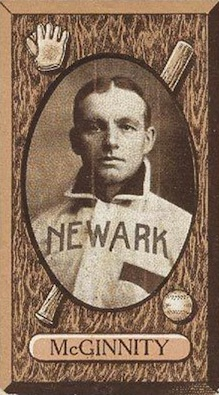 1912 C46 Imperial Tobacco Baseball Joe McGinnity 77 front