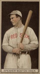 1912 T207 Baseball Tris Speaker