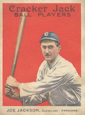 1914 Cracker Jack Baseball Cards 1