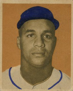 1949 Bowman Baseball Roy Campanella RC