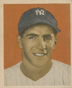 1949 Bowman Phil Rizzuto
