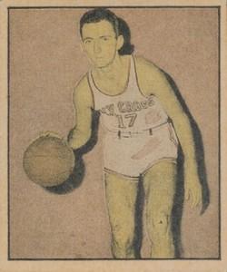 1951 Berk Ross Bob Cousy #1-11