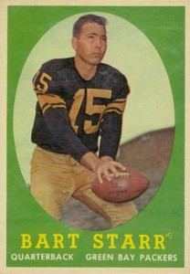 Top 10 Bart Starr Cards of All-Time 2