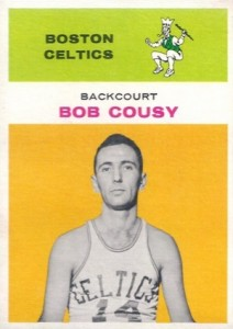 Bob Cousy Rookie Cards Guide and Checklist 4