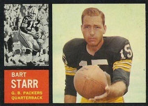 Top 10 Bart Starr Cards of All-Time 6