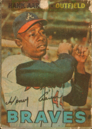 Hammertime! Top 10 Hank Aaron Cards 3