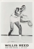 Willis Reed Rookie Card Guide and Checklist