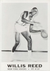 Willis Reed Rookie Card Guide and Checklist 1