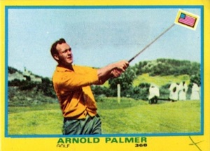 Top Arnold Palmer Golf Cards 5