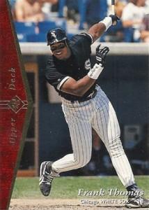 1995 SP Baseball Frank Thomas