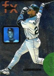 1995 SP Baseball SpecialFX Ken Griffey Jr