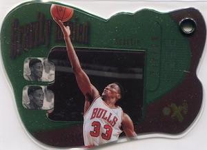 1997-98 Skybox E-X2001 Basketball Cards 27